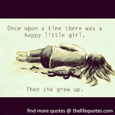 Then She Grew Up