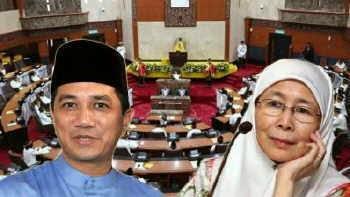 VIDEO Azmin Tarik Diri Pakatan Hanya Hantar Nama Wan Azizah Sebagai MB