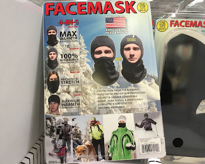 MTN RMR Facemask Balaclava – Helmet and goggle compatible