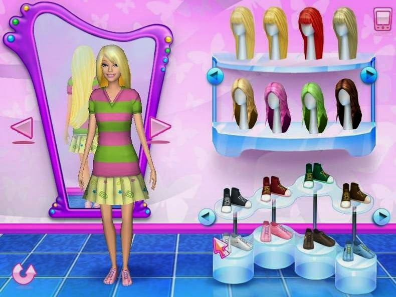 Barbie Fashion Free Games Download
