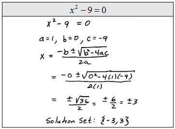 quadratic function examples - photo #44