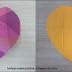 Cara Melipat Amplop dari Kertas Berbentuk Hati: Simple Lhoo!