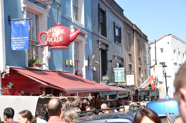 Portobello+Market+Notting+Hill+Antique+shops