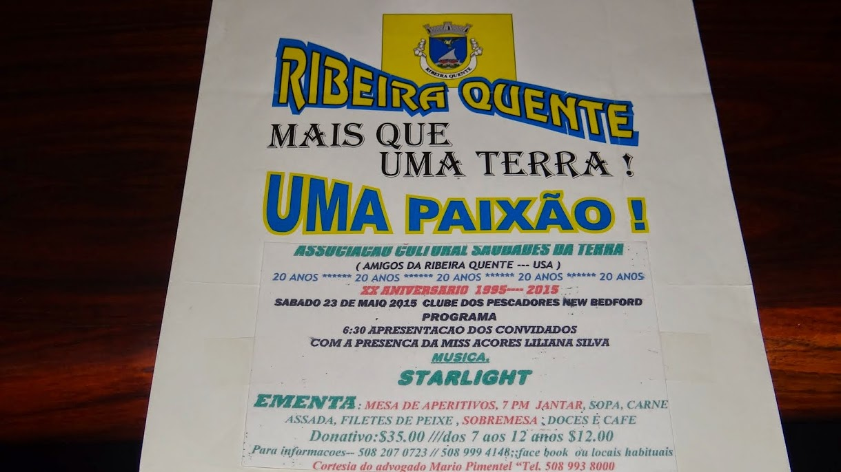 SAUDADES DA TERRA ( 20 ANO S )