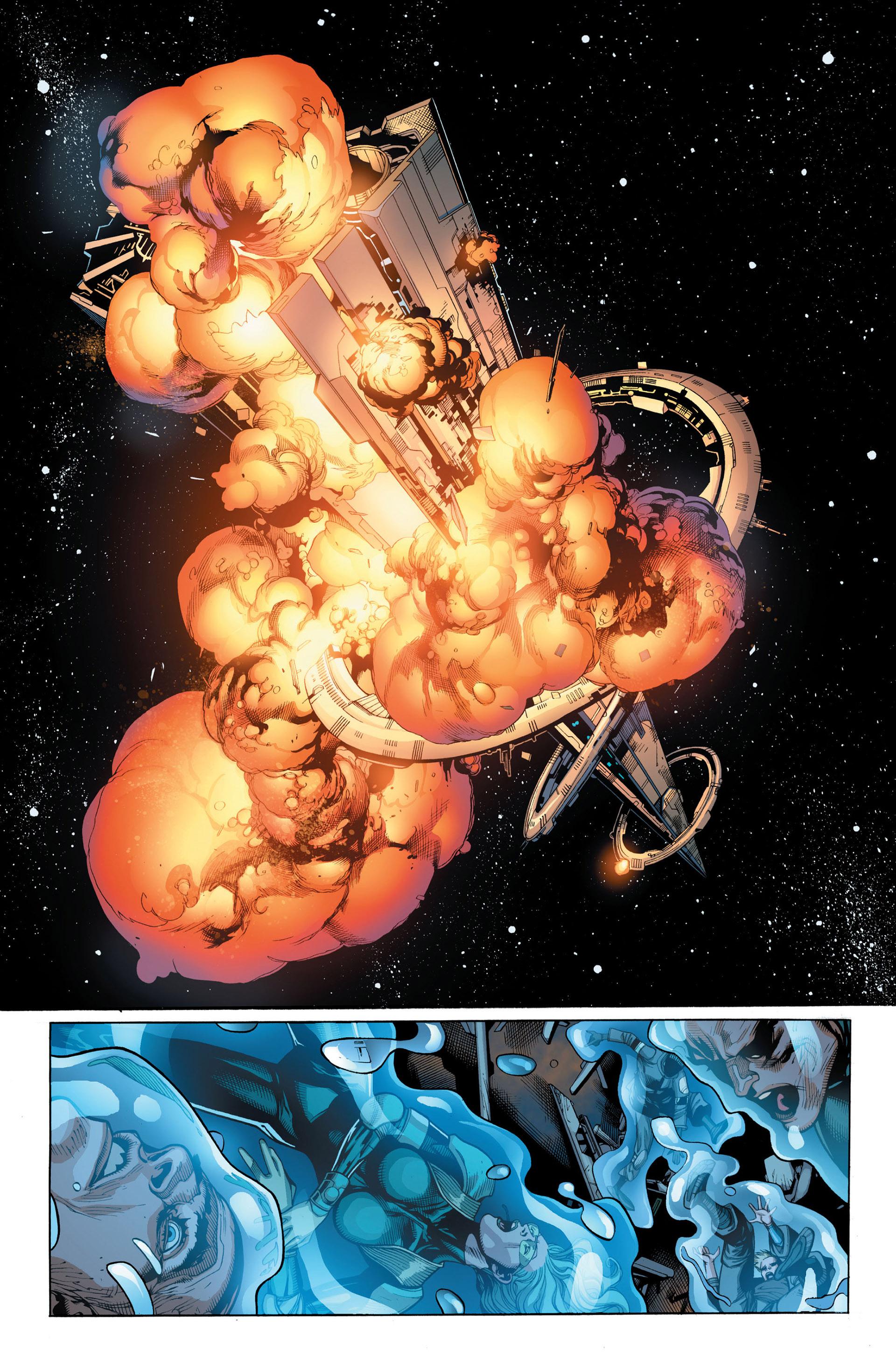 Read online Secret Invasion comic -  Issue #1 - 19