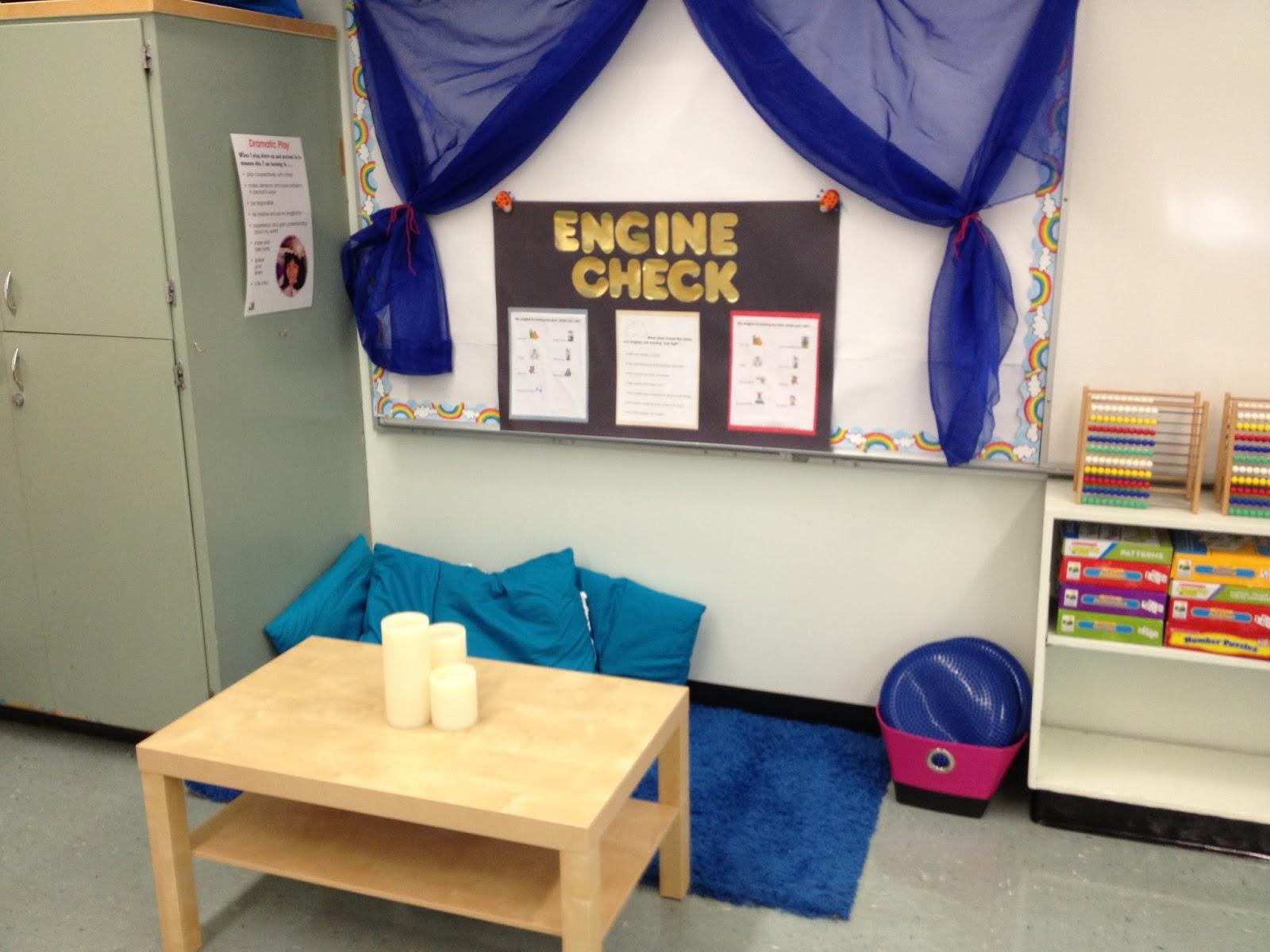 Zen Classroom Design : Adventures in classroom design