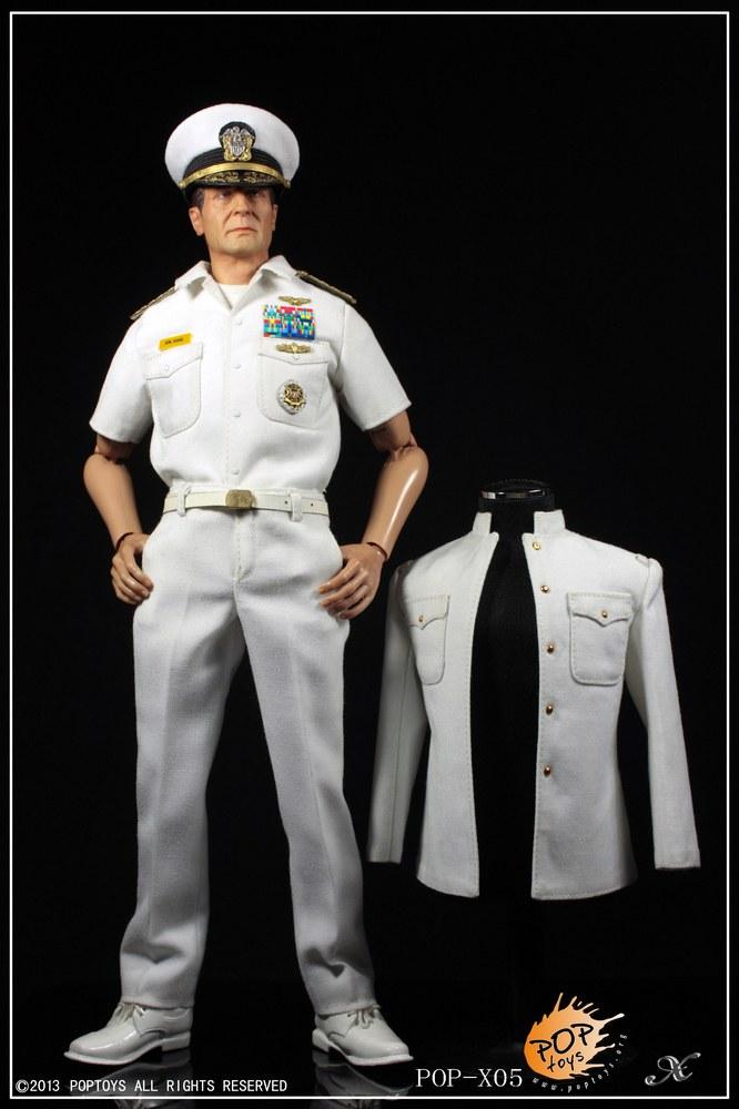 head sculpt navy s whi...
