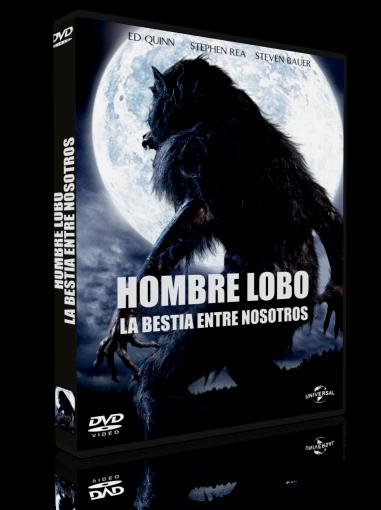 Werewolf: The Beast Among Us (2012) DVDR NTSC Español Latino-Inglés 5.1