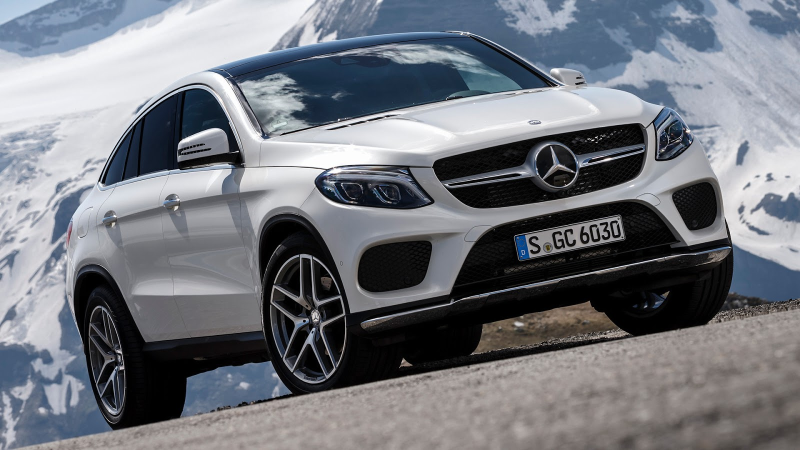 Mercedes Benz Gle 350d 4matic Elegant Ride