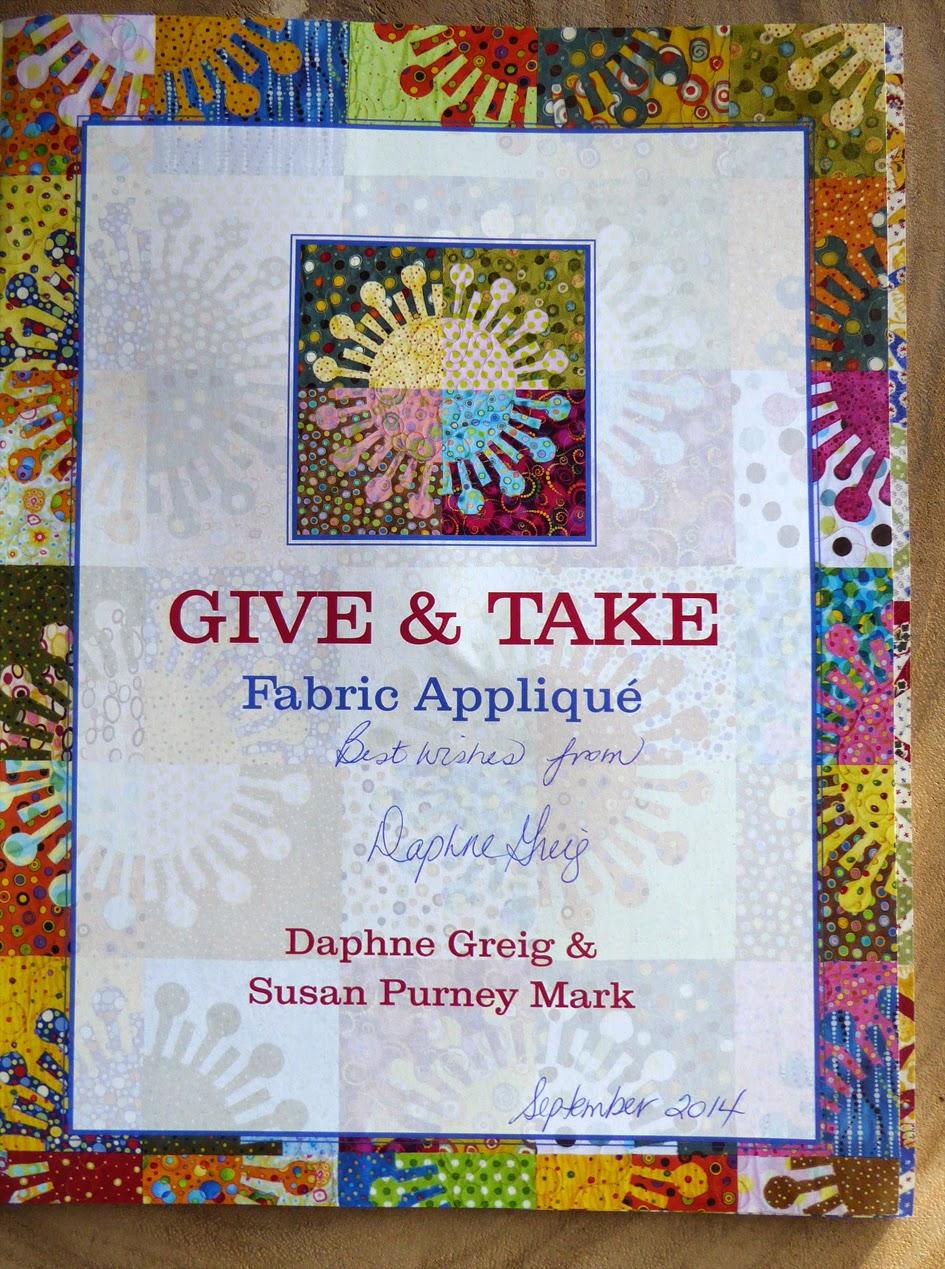 Bog af Daphne Grieg & Susan Purney Mark - Give & Take