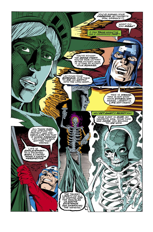 Captain America (1968) Issue #436 #386 - English 20