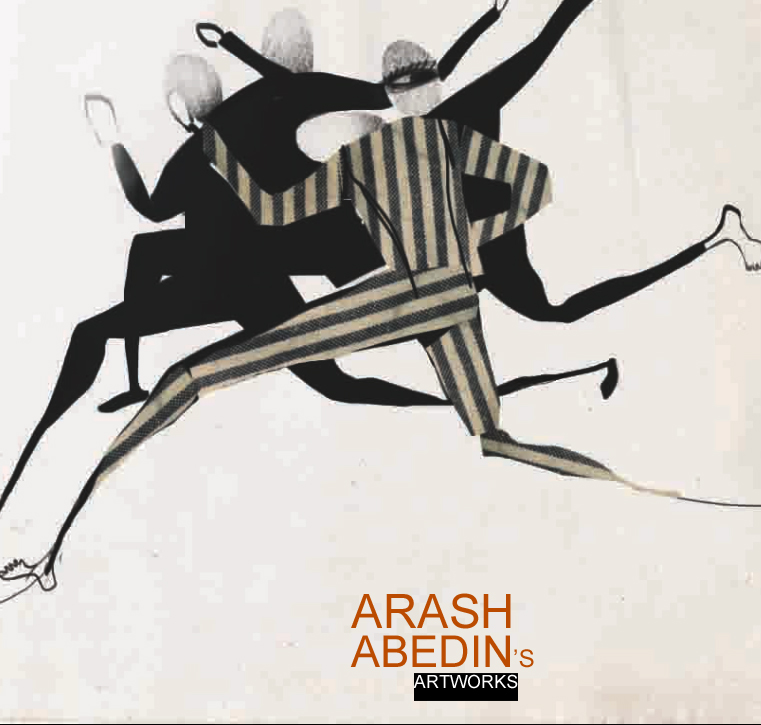 Arash Abedin Artworks