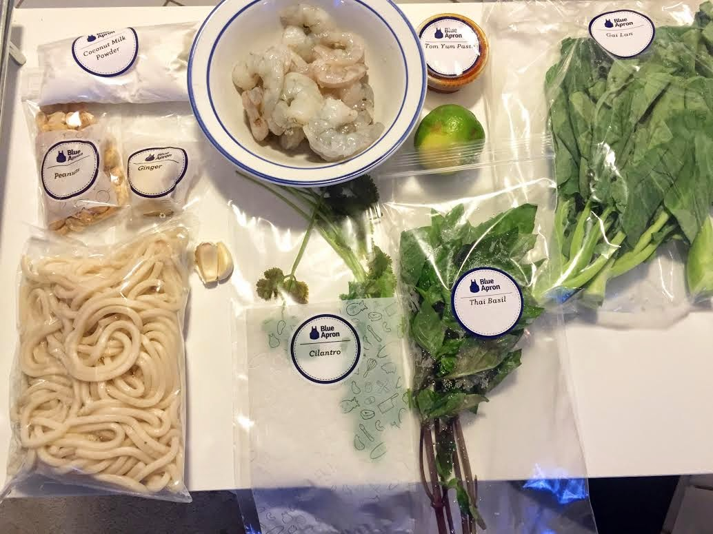 Blue apron jacksonville fl - Cooking With Blue Apron