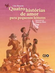 Quatro histórias de amor para pequenos leitores