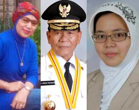 Membongkar Skandal Seks Gubernur Riau
