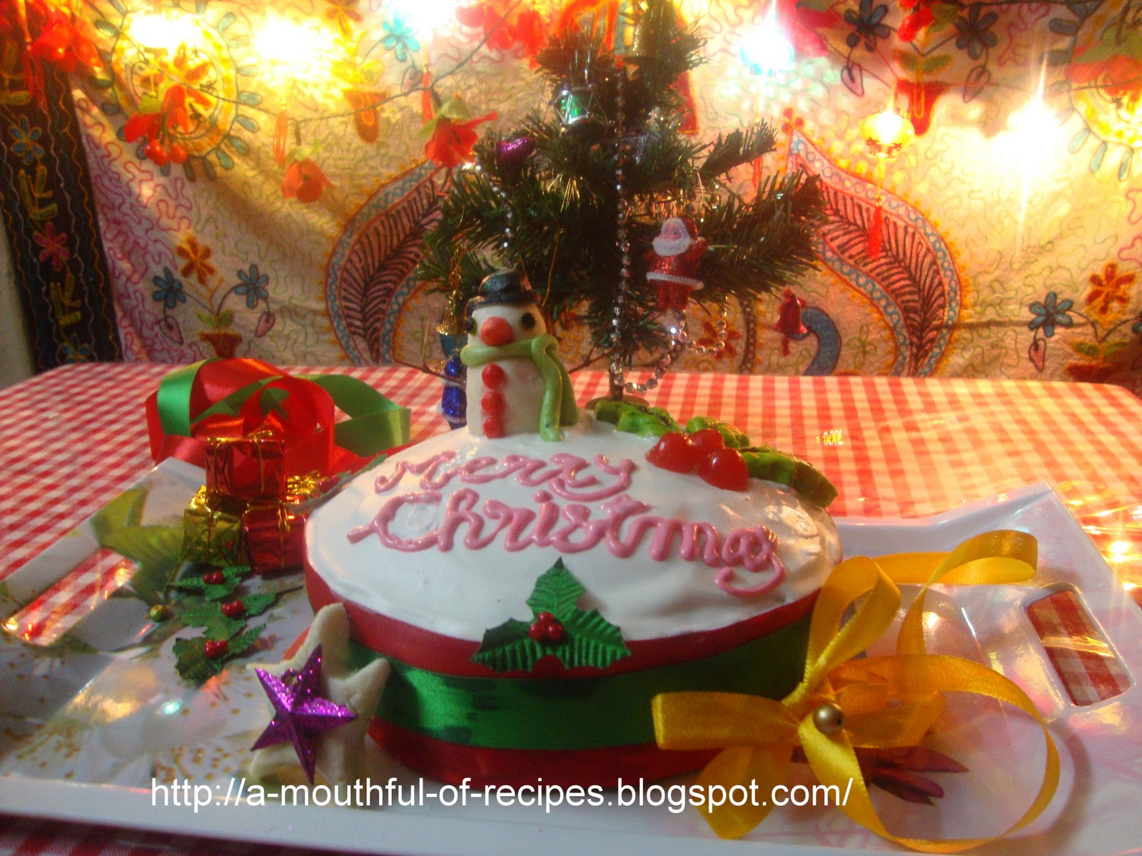 Brandy Butter Icing For Christmas Cake Nz