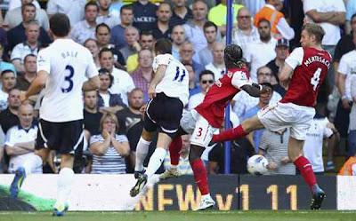 Tottenham Hotspurs 2 - 1 Arsenal (1)