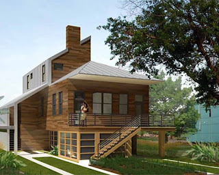 Harmonizing natural and modern contemporary architecture Design