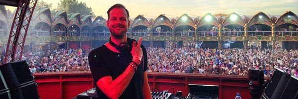 Adam Beyer - Drumcode Podcast 207 (Space, Ibiza) - 18-07-2014