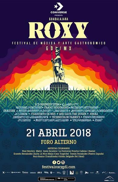 DIOS SALVE A LA REINA EN EL ROXY FEST 2018 HOMENAJE A FREDDIE MERCURY