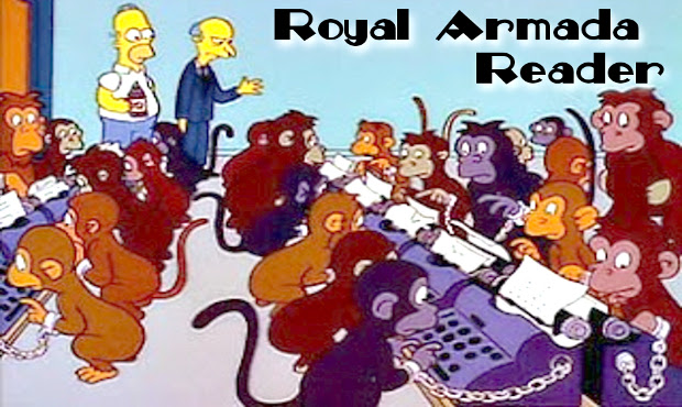 Thee Royal Monkee Armada Reader!