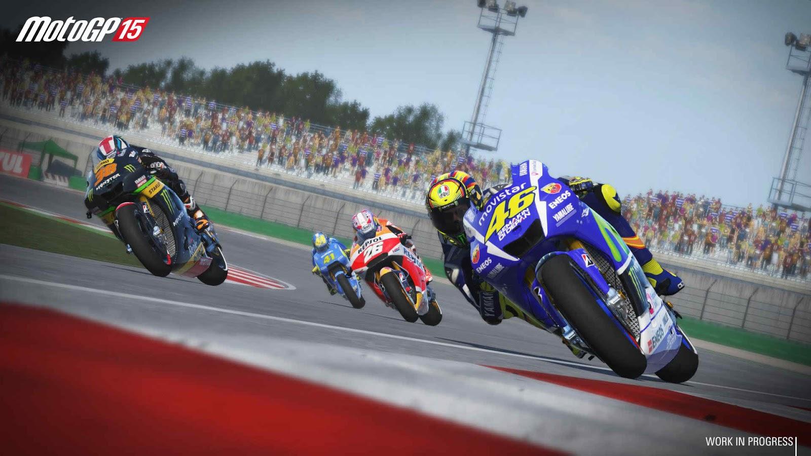 Premium Software Arrived: Moto GP Game 2015 Free Download