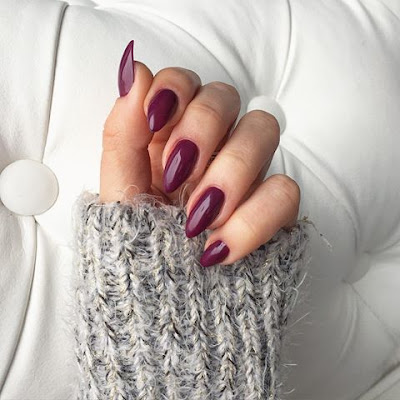 Jesienny manicure – inspiracje