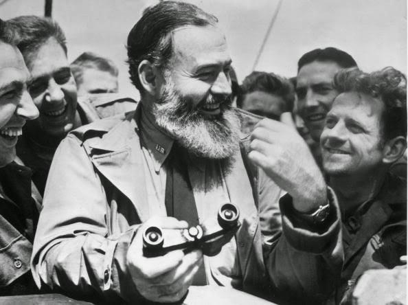 Ernest Hemingway D-Day 1944