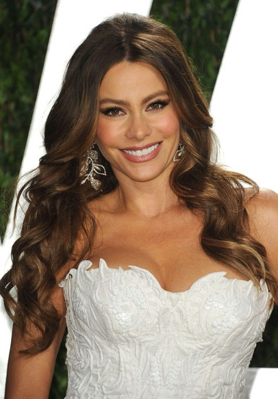 Long Wavy Hairstyles 01 Celebrity Hairstyles