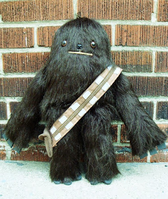 Cute Chewbacca