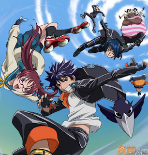 Air+Gear+ +Dublado+ +Episodio+ +Anime+ +Assistir+Online Air Gear Dublado   Episódio 23