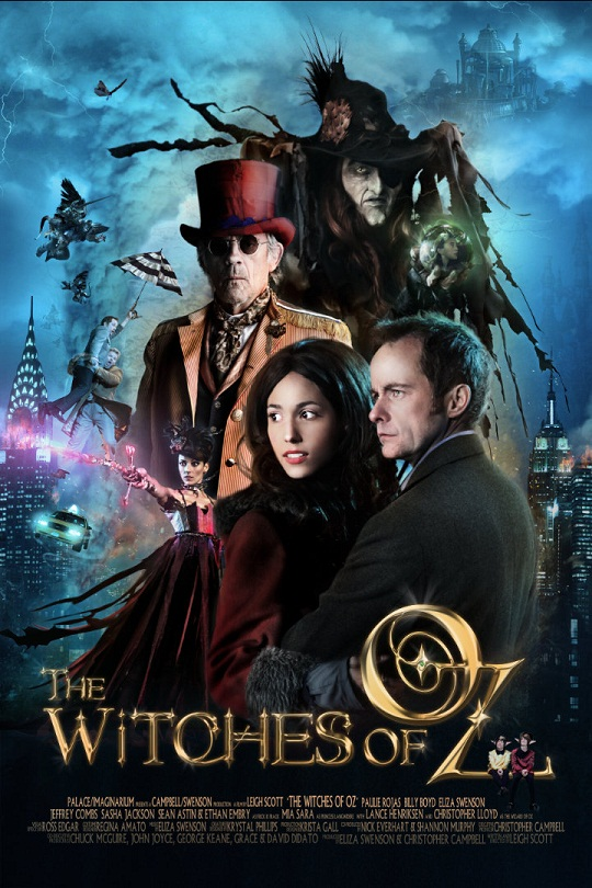The Witches of Oz Poster