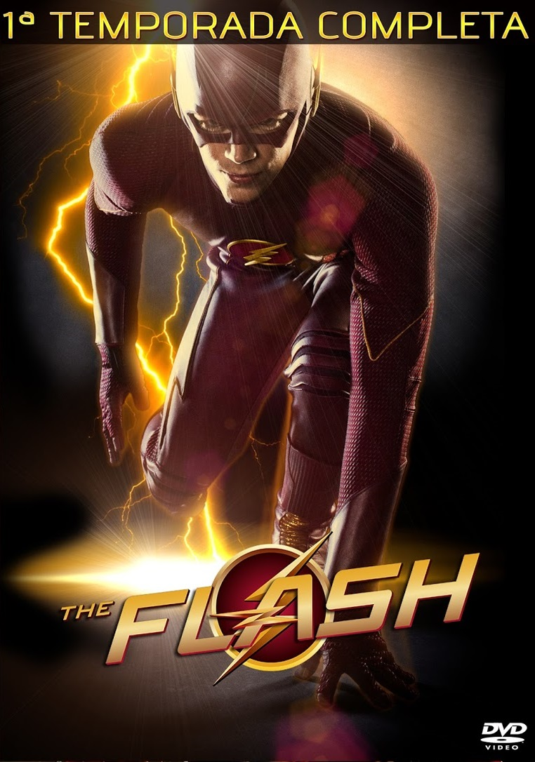 The Flash 1ª Temporada (2015) BRRip Blu-Ray 720p Dual Áudio Torrent