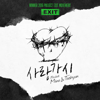 [Single] WINNER (Mino & TaeHyun) – ENTRY SINGLE `Pricked` (MP3)