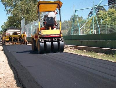 Construcción pavimento flexible