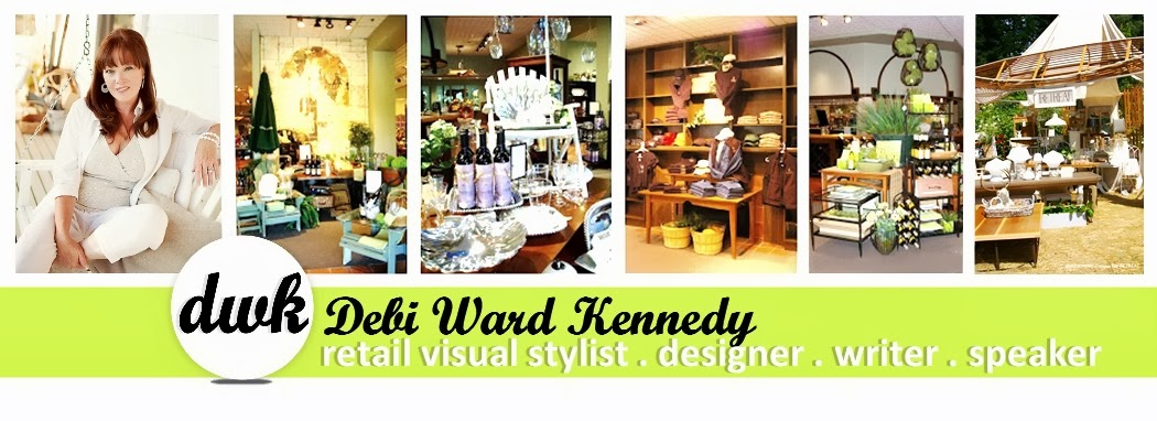 Debi Ward Kennedy . retail designer . stylist . writer . speaker