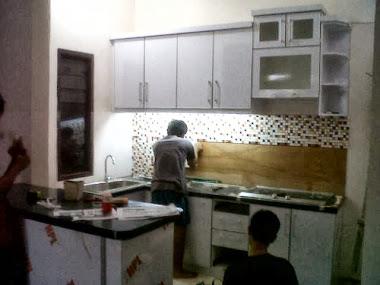 Kitchen set Kramat Jati