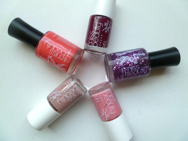 miss beauty london nails