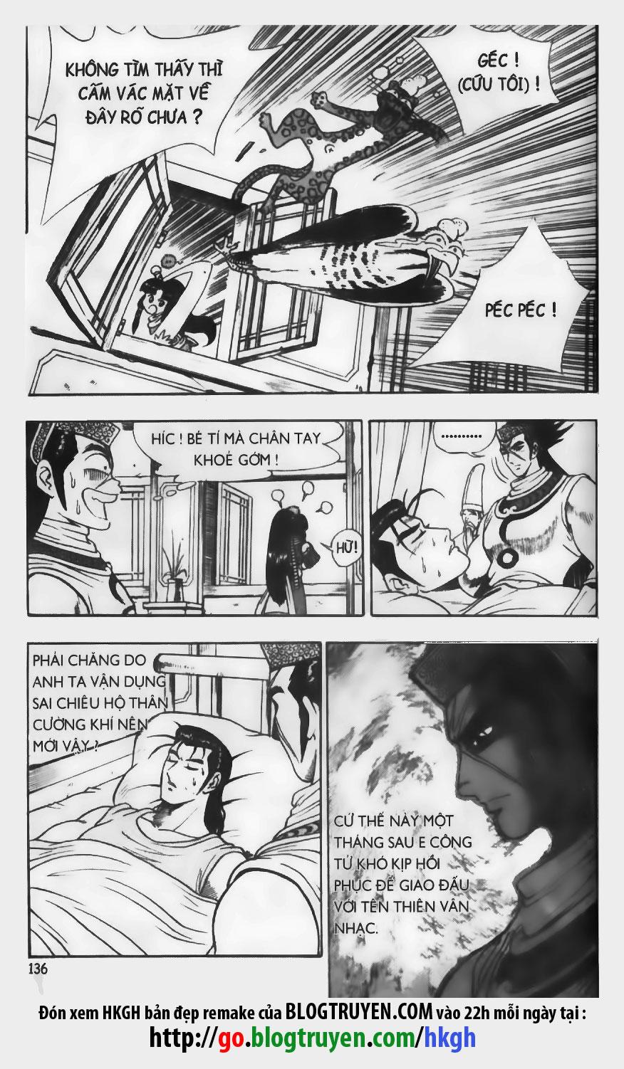 Hiệp Khách Giang Hồ chap 46 page 23 - IZTruyenTranh.com