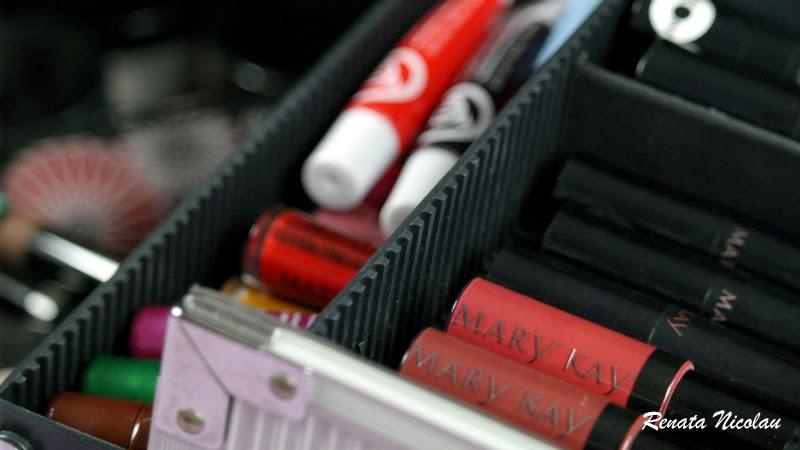 Minha coleção de maquiagem Mary Kay