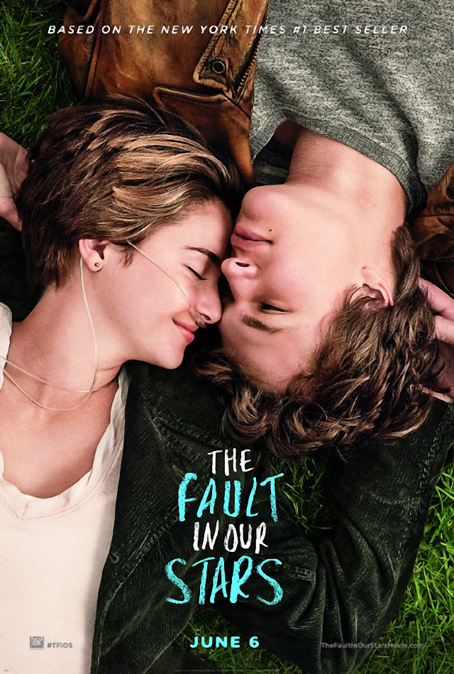 La película The Fault in Our Stars