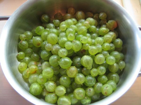 Gooseberry compote recipe