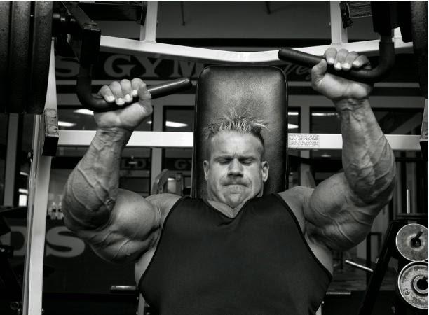Jay Cutler Arms Jay Cutler vs Ronnie