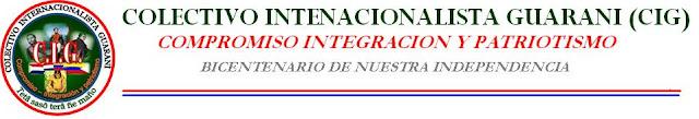 Colectivo Internacionalista Guaraní  CIG