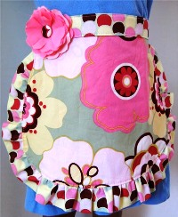 Gingerbread Crafts: Free Apron Patterns