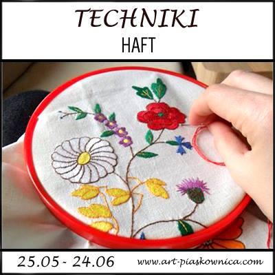 Haft - Art Piaskownica