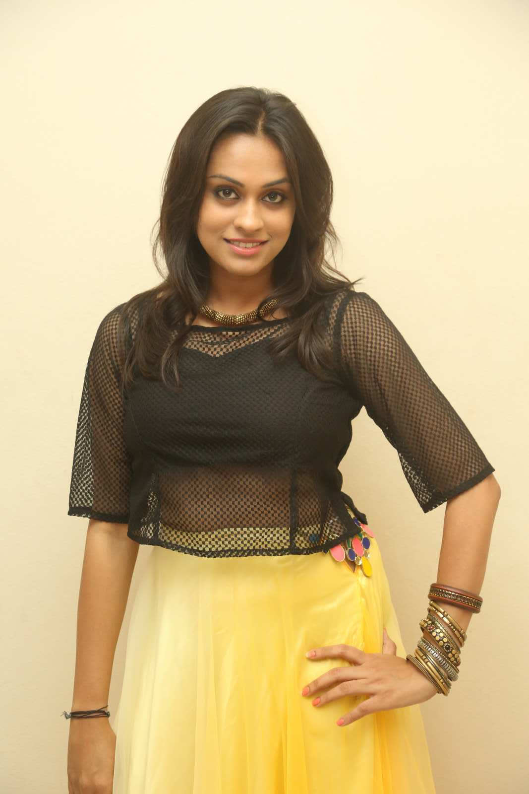 Geetha bhagath dazzling photos gallery-HQ-Photo-19
