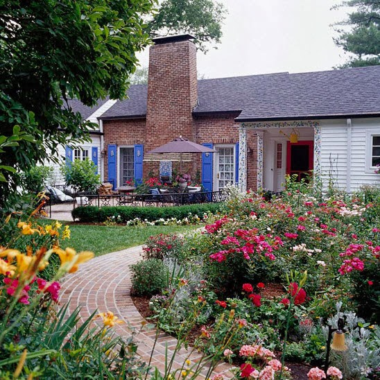 gardening and landscaping front