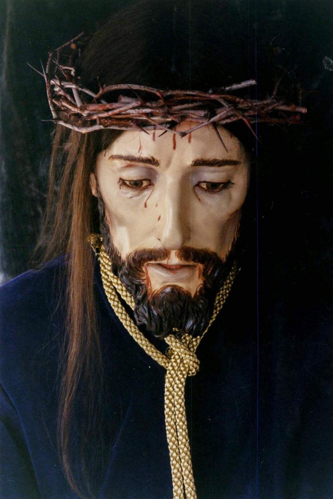 Cristo Misericordia La Algaida Arturo Serra Murcia escultura 1