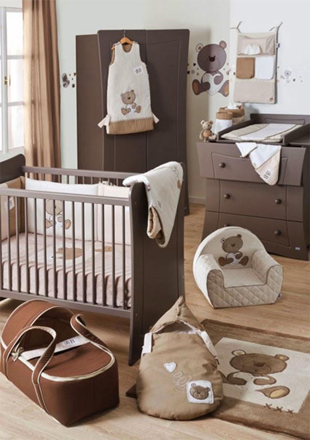 Decotips color chocolate para la habitaci n del beb - La habitacion del bebe ...
